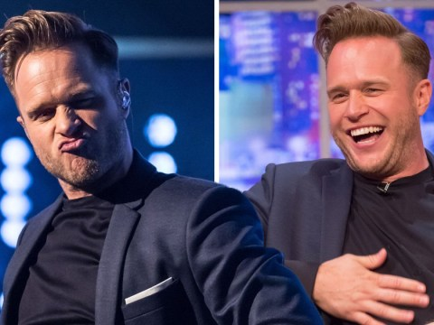 Olly Murs reveals an ex-girlfriend was 'too embarrassed' to tell friends they were dating