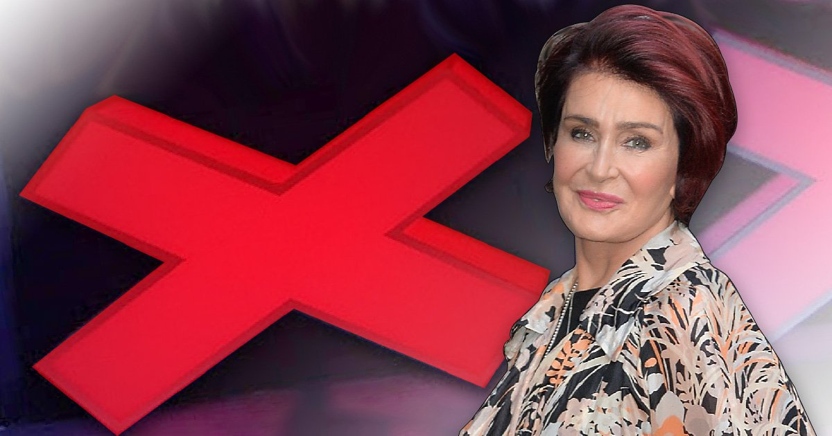 Simon Cowell 'drops Sharon Osbourne from X Factor live shows' after branding series 'f***ing karaoke'