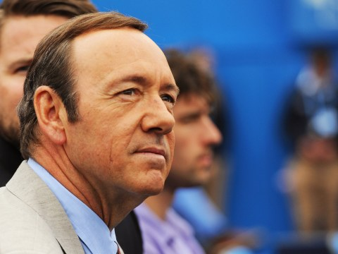 Kevin Spacey 'sued for sexual battery after asking masseur to grope him'