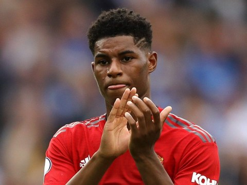 Juventus 'compiling dossier' on Manchester United star Marcus Rashford
