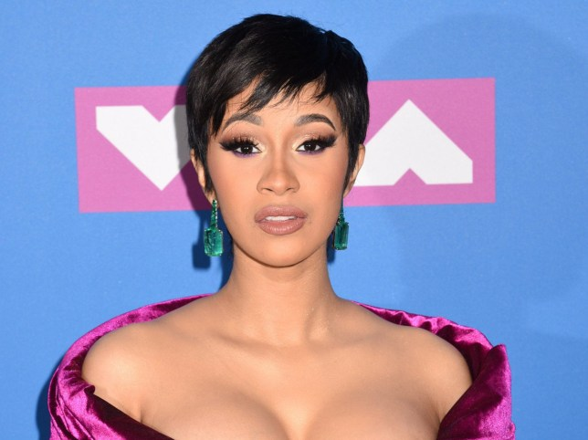 Celebrities attend the 2018 MTV Video Music Awards. Held @ Radio City Music Hall, New York City, NY. August 20, 2018. ? Photo Image Press/Splash News Pictured: Cardi B Ref: SPL5017873 200818 NON-EXCLUSIVE Picture by: Photo Image Press/Splash News / SplashNews.com Splash News and Pictures Los Angeles: 310-821-2666 New York: 212-619-2666 London: 0207 644 7656 Milan: +39 02 4399 8577 Sydney: +61 02 9240 7700 photodesk@splashnews.com World Rights,