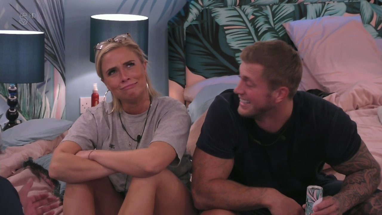 Gabby becomes very upset after Hardeep's comments about her personal life during his comedy roasting on 'Celebrity Big Brother'. Broadcast on Channel 5 Featuring: Dan Osborne, Gabby Allen When: 26 Aug 2018 Credit: Supplied by WENN **WENN does not claim any ownership including but not limited to Copyright, License in attached material. Fees charged by WENN are for WENN's services only, do not, nor are they intended to, convey to the user any ownership of Copyright, License in material. By publishing this material you expressly agree to indemnify, to hold WENN, its directors, shareholders, employees harmless from any loss, claims, damages, demands, expenses (including legal fees), any causes of action, allegation against WENN arising out of, connected in any way with publication of the material.**