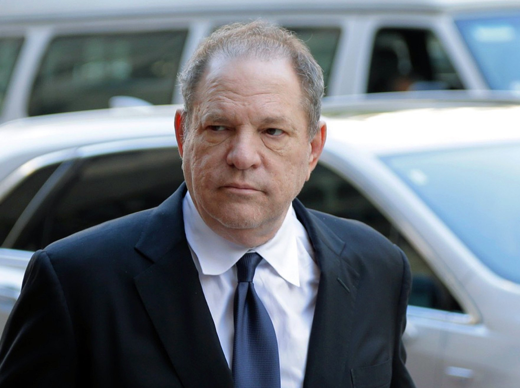 Harvey Weinstein accused of sexually assaulting 16-year-old in 2002