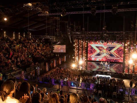 When do the X Factor live shows start?