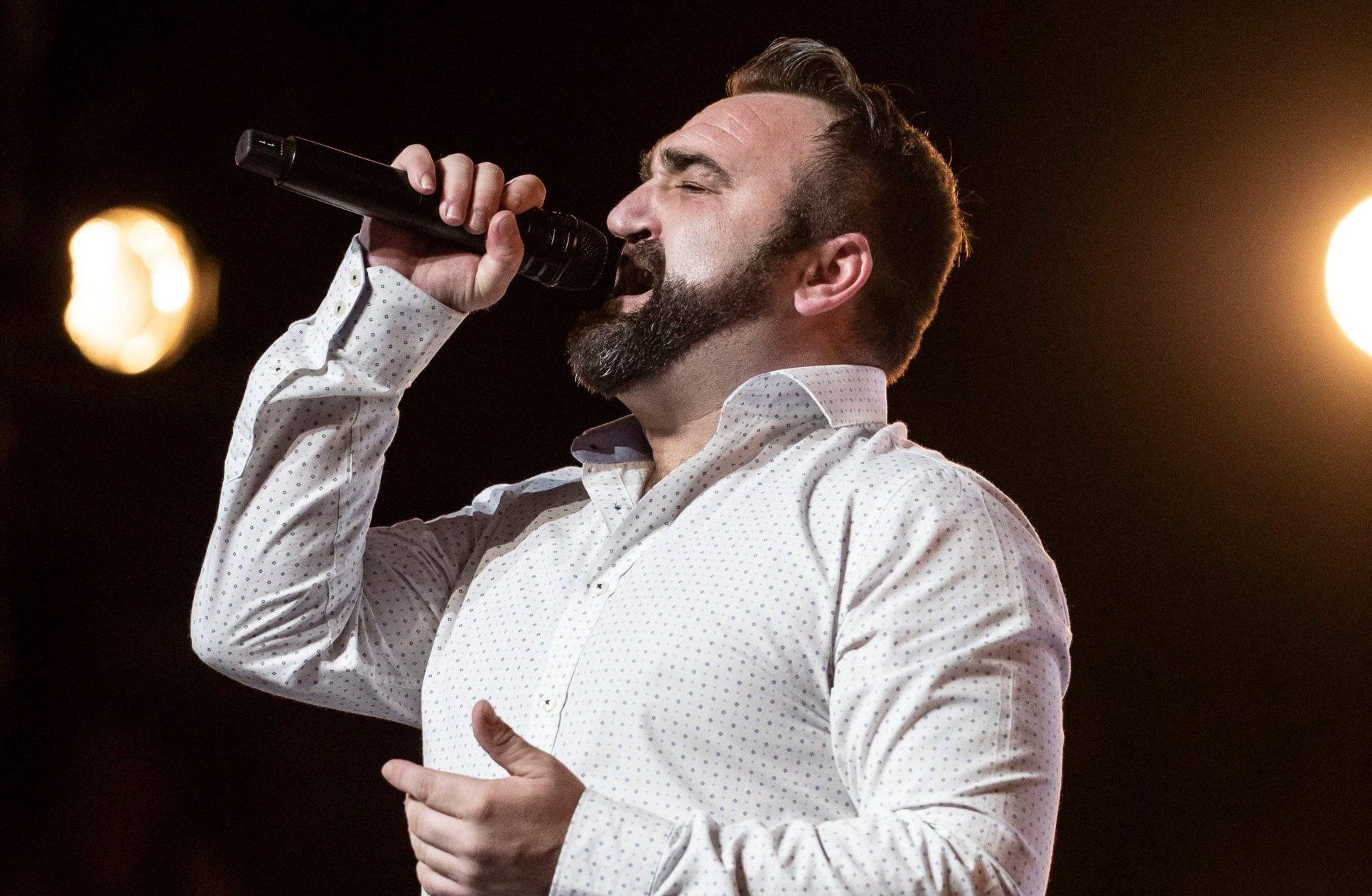 STRICT EMBARGO - NO USE BEOFRE 21:00 THURSDAY 30TH AUGUST 2018 Mandatory Credit: Photo by Dymond/Thames/Syco/REX (9838680r) Danny Tetley 'The X Factor' TV show, Series 15, Episode 1, UK - 01 Sep 2018