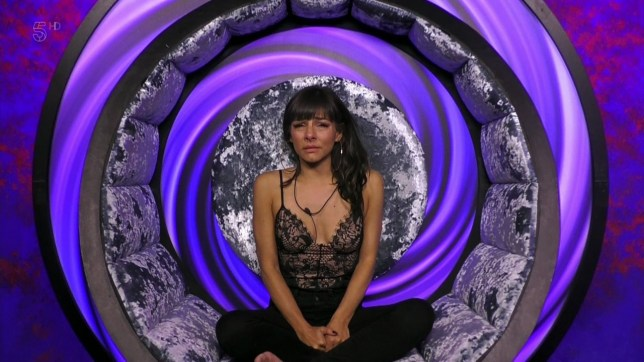 Ryan Thomas attempts to play fight with Roxanne Pallett. Pallett, however, becomes upset and claims that he had hurt her. Pallett asked to be called to the diary room where she burst into tears and Thomas was then later given an official warning. Pallett has faced a backlash on social media, with many supporters of Thomas throwing their support behind him on 'Celebrity Big Brother'. Broadcast on Channel 5 Featuring: Roxanne Pallett When: 30 Aug 2018 Credit: Supplied by WENN **WENN does not claim any ownership including but not limited to Copyright, License in attached material. Fees charged by WENN are for WENN's services only, do not, nor are they intended to, convey to the user any ownership of Copyright, License in material. By publishing this material you expressly agree to indemnify, to hold WENN, its directors, shareholders, employees harmless from any loss, claims, damages, demands, expenses (including legal fees), any causes of action, allegation against WENN arising out of, connected in any way with publication of the material.**