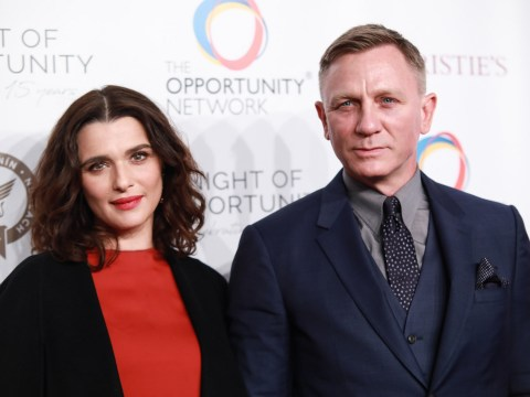 Rachel Weisz says husband Daniel Craig is 'doing really well' after Bond 25 ankle injury