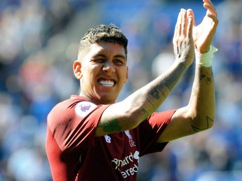 Roberto Firmino digs out Virgil van Dijk over Alisson's error in Liverpool's win vs Leicester City