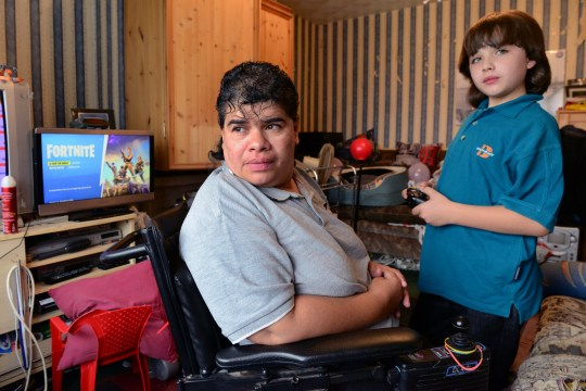 Disabled single mother Cleo Duckett from Bridgend, who lives on benefits, has been left with no money to pay her bills after her 10 year old son Jayden took her credit card and spent ?1193.25 on Fortnite video game credits. Copyright ? 2018 Adrian White Photography, all rights reserved. For permission to publish - contact me via www.adrianwhitephotography.co.uk Please respect copyright laws.