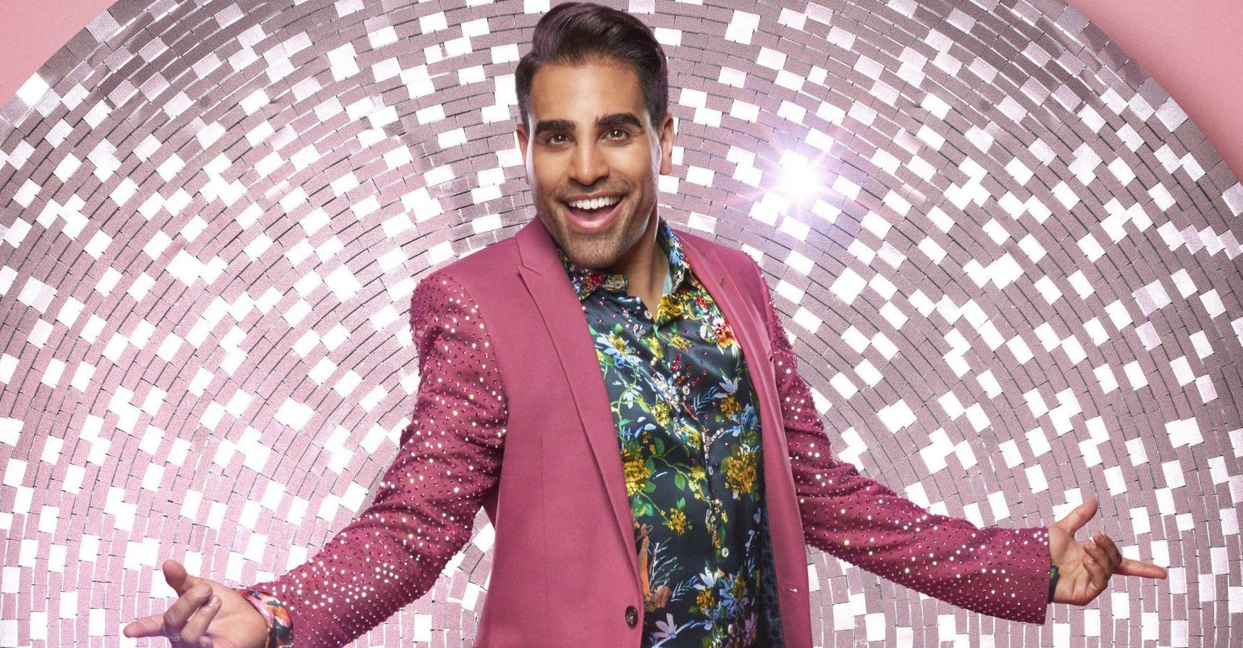 Dr Ranj plans to bring Bollywood to this year's Strictly Come Dancing