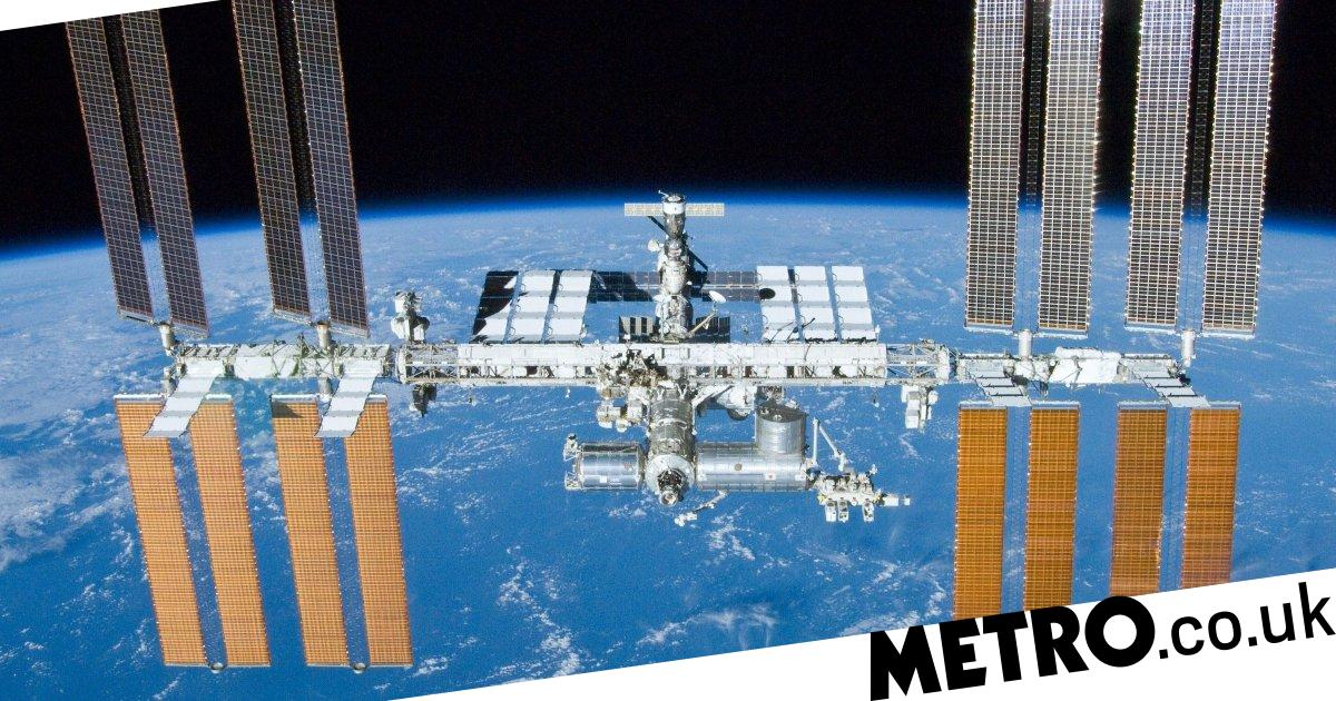 Deadly superbugs are thriving aboard the International Space Station