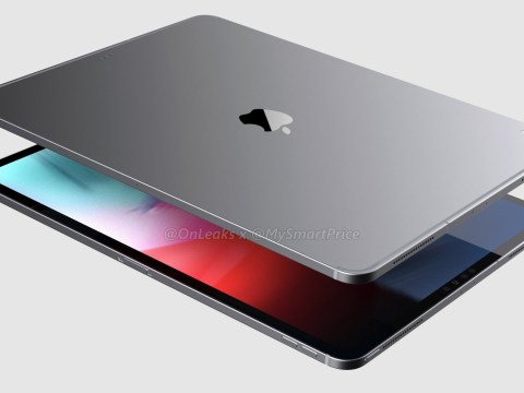 Apple's new iPad Pro for 2018 may have just been revealed ahead of iPhone XS event