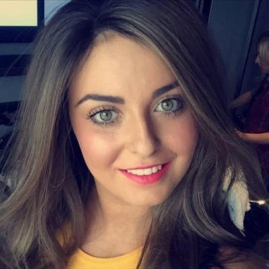 METRO GRAB - taken from the Twitter of Faye Johnson without permission Adam Johnson?s sister tweets 'count down' until paedophile brother's release from prison Faye Johnson