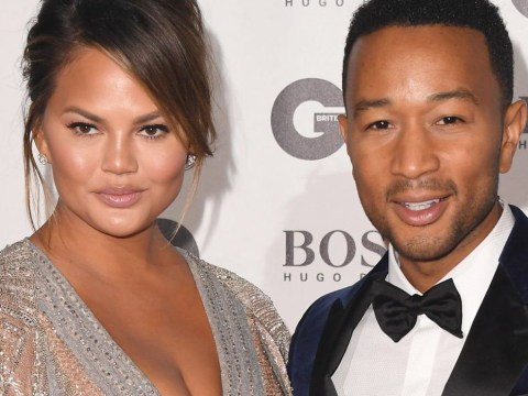 Chrissy Teigen reveals she had sex with John Legend on their first date – but celebrated EGOT win with burgers