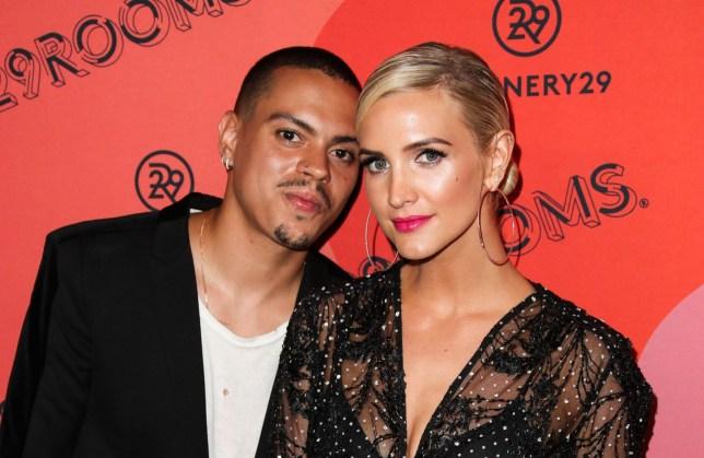 Ashlee Simpson and Evan Ross pregnancy