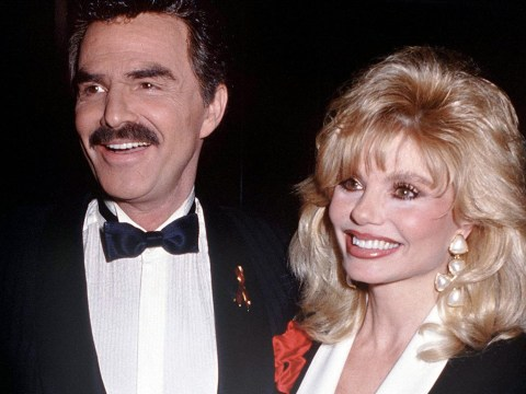 Burt Reynold's ex wife Loni Anderson and son Quinton pay moving tribute after actor's death