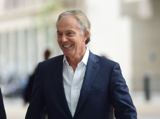 """File photo dated 05/09/2018 of former prime minister Tony Blair arriving at BBC New Broadcasting House in central London, he has said he is unsure whether the Labour Party can be """"taken back"""" by moderates. PRESS ASSOCIATION Photo. Issue date: Friday September 7, 2018. Mr Blair told the BBC: """"I've been a member of the Labour Party for over 40 years. You do feel a strong loyalty and attachment, but at the same time it's a different party. The question is, can it be taken back?"""". See PA story POLITICS Labour. Photo credit should read: David Mirzoeff/PA Wire"""