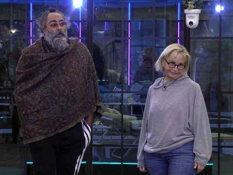 'She's got the house against him': A body language expert explains Hardeep Singh Kohli and Sally Morgan's CBB feud