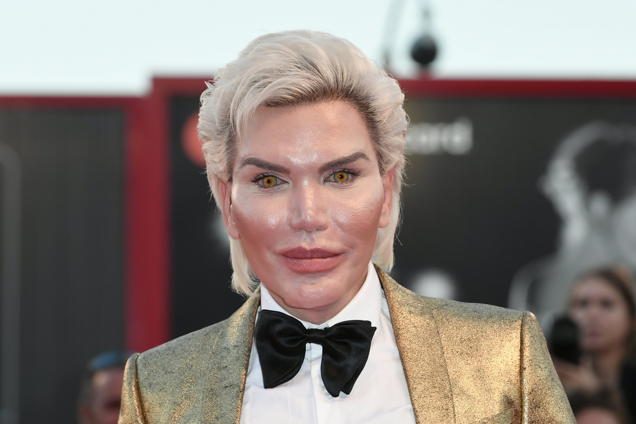 Rodrigo Alves offered £3.5million movie offer if he removes his penis in TV prank: 'I believed it was real'