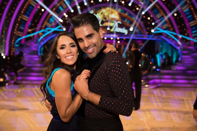EMBARGOED TO 2100 SATURDAY SEPTEMBER 8 For use in UK, Ireland or Benelux countries only Undated BBC handout photo of Janette Manrara and Dr Ranj Singh during the return of the BBC One show, Strictly Come Dancing. PRESS ASSOCIATION Photo. Issue date: Saturday September 8, 2018. See PA story SHOWBIZ Strictly. Photo credit should read: BBC/PA Wire NOTE TO EDITORS: Not for use more than 21 days after issue. You may use this picture without charge only for the purpose of publicising or reporting on current BBC programming, personnel or other BBC output or activity within 21 days of issue. Any use after that time MUST be cleared through BBC Picture Publicity. Please credit the image to the BBC and any named photographer or independent programme maker, as described in the caption.