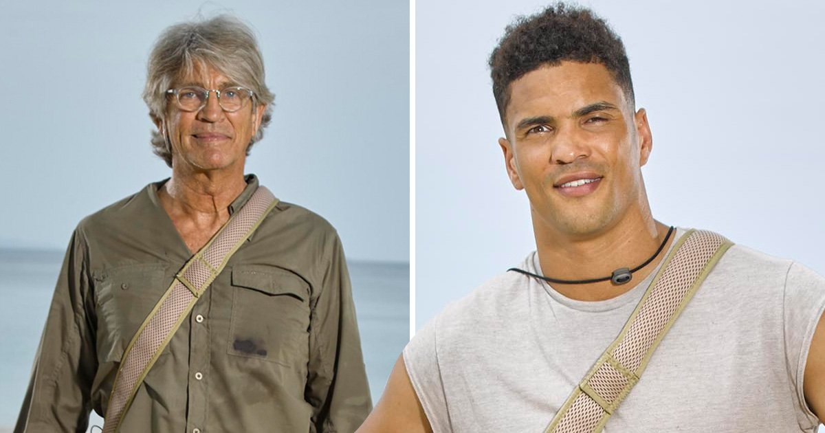 Celebrity Island with Bear Grylls: Thought Eric Roberts was bad tonight? You haven't seen the half of it