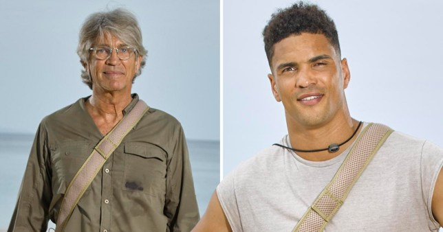 Celebrity Island with Bear Grylls: Thought Eric Roberts was bad tonight? Anthony Ogogo reveals you don't know the half of it