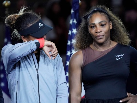 Serena Williams reveals the text message she sent Naomi Osaka after US Open row