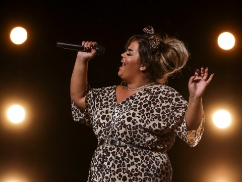Who is X Factor hopeful Scarlett Lee – who lost the six-chair challenge last year