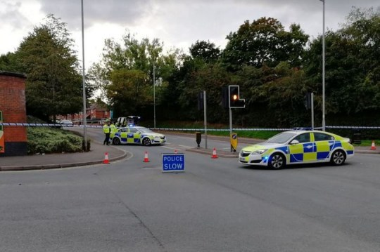 A nine-year-old girl has been airlifted to hospital after an accident on a busy North Staffordshire road. The girl, a pedestrian, was involved in a collision with a silver Hyundai, which also collided with a blue Mazda, on Lower Milehouse Lane between Knutton and Cross Heath at around 4.30pm this afternoon.