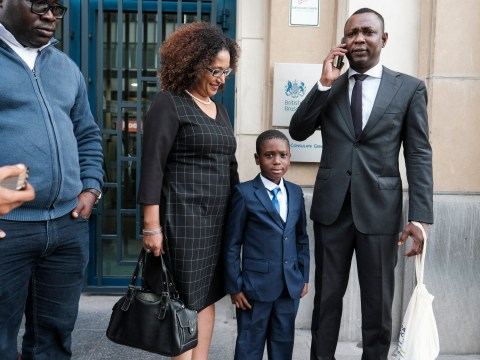 Boy, 6, stranded in Belgium allowed to return home to Britain