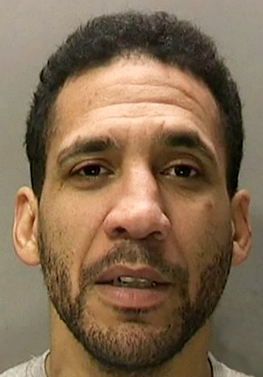 """Mugshot of Richard Bailey, 41, who has been convicted of the murder of mother-of-two Charlotte Teeling, 33, after meeting her on a night out in Birmingham, UK. 10 September 2018. See story NTIMURDER. A perverted thug who strangled a mum-of-two during """"rough sex"""" before hiding her half-naked body in his bedroom for almost a week has been found guilty of murder. Richard Bailey, 41, smothered Charlotte Teeling, 33, after meeting her in the early hours of the morning after she left a nightclub on February 23 .A court heard the pair caught a taxi back together to Bailey's house in Kingstanding, Birmingham, where they had sex before Miss Teeling was smothered or throttled. Her near-naked body was found surrounded by pornographic material in Bailey's bedroom several days after she was reported missing on February 26."""