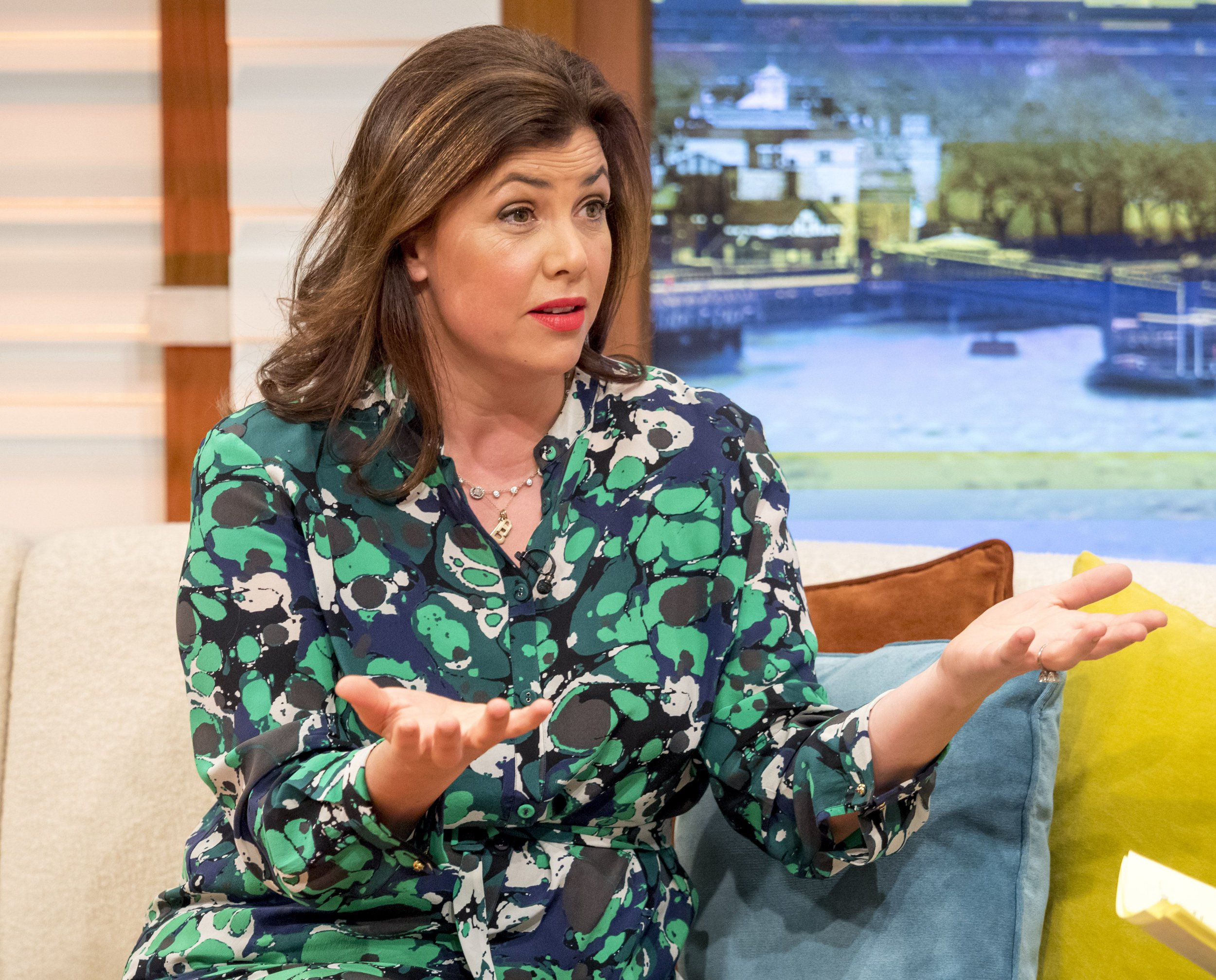 EDITORIAL USE ONLY. NO MERCHANDISING Mandatory Credit: Photo by Ken McKay/ITV/REX/Shutterstock (8466149bi) Kirstie Allsopp 'Good Morning Britain' TV show, London, UK - 03 Mar 2017 LITTER BRITAIN KIRSTIE KEEPS US CLEAN Three-quarters of people think that litter is a massive British problem according to a poll for Good Morning Britain. But only 63% would pick other people's mess up. And surprisingly, only 7% of people admit to have ever dropping it. Keep Britain Tidy is urging half a million of us to get out and do just that - But are we willing to get our hands dirty? We put Britain's litter-picking skills to the test...