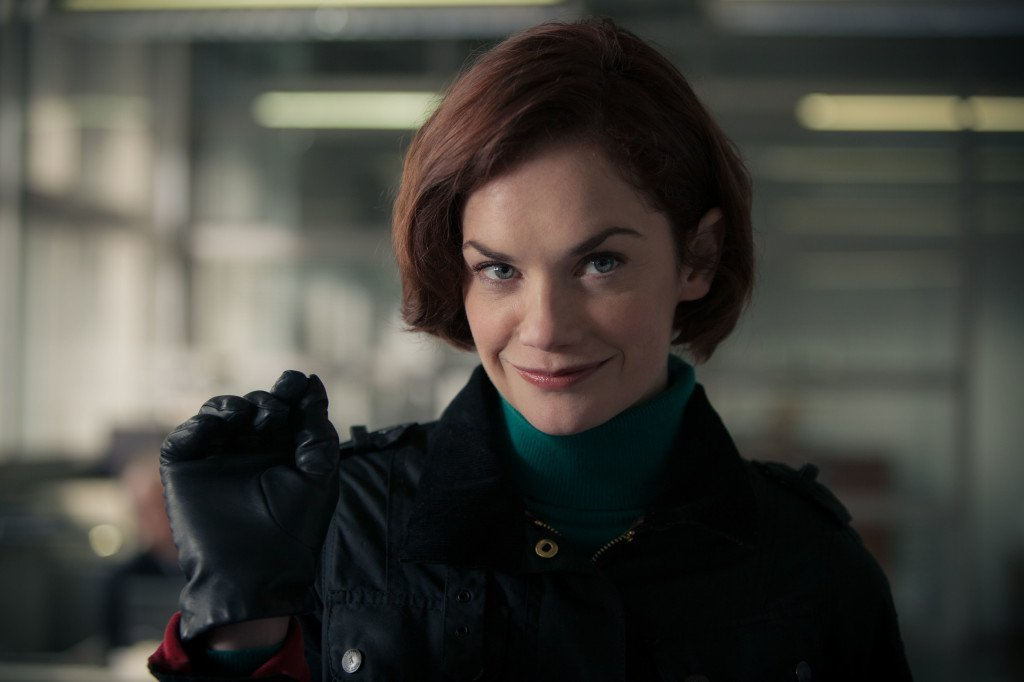 Programme Name: Luther - TX: 23/07/2013 - Episode: n/a (No. 4) - Embargoed for publication until: n/a - Picture Shows: Alice Morgan (RUTH WILSON) - (C) BBC - Photographer: Robert Viglasky