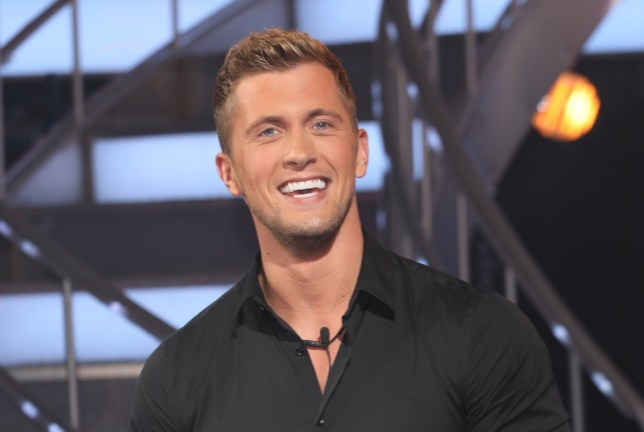 Celebrity Big Brother Final 2018 Featuring: Dan Osborne Where: Borehamwood, United Kingdom When: 10 Sep 2018 Credit: Lia Toby/WENN.com
