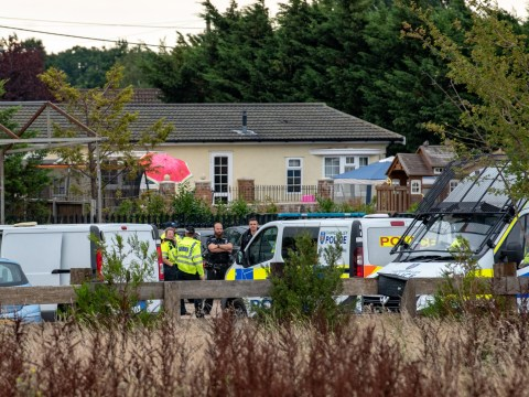 Eight 'slaves' rescued from house in Buckinghamshire in huge police raid
