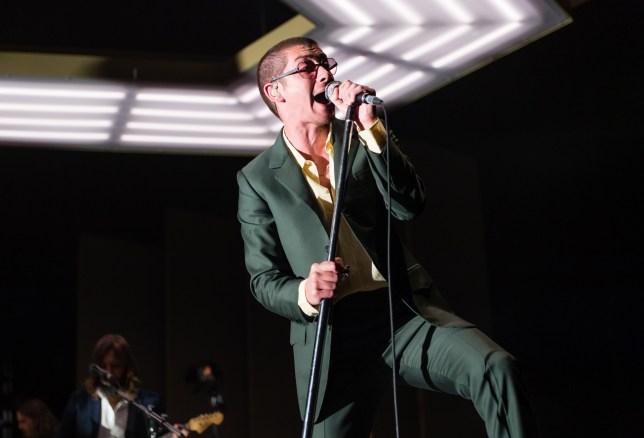 c8ec1c06792eb Arctic Monkeys London review: Tranquility Base Hotel & Casino gets ...