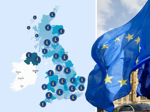 New map lets you see what the EU has funded in your area