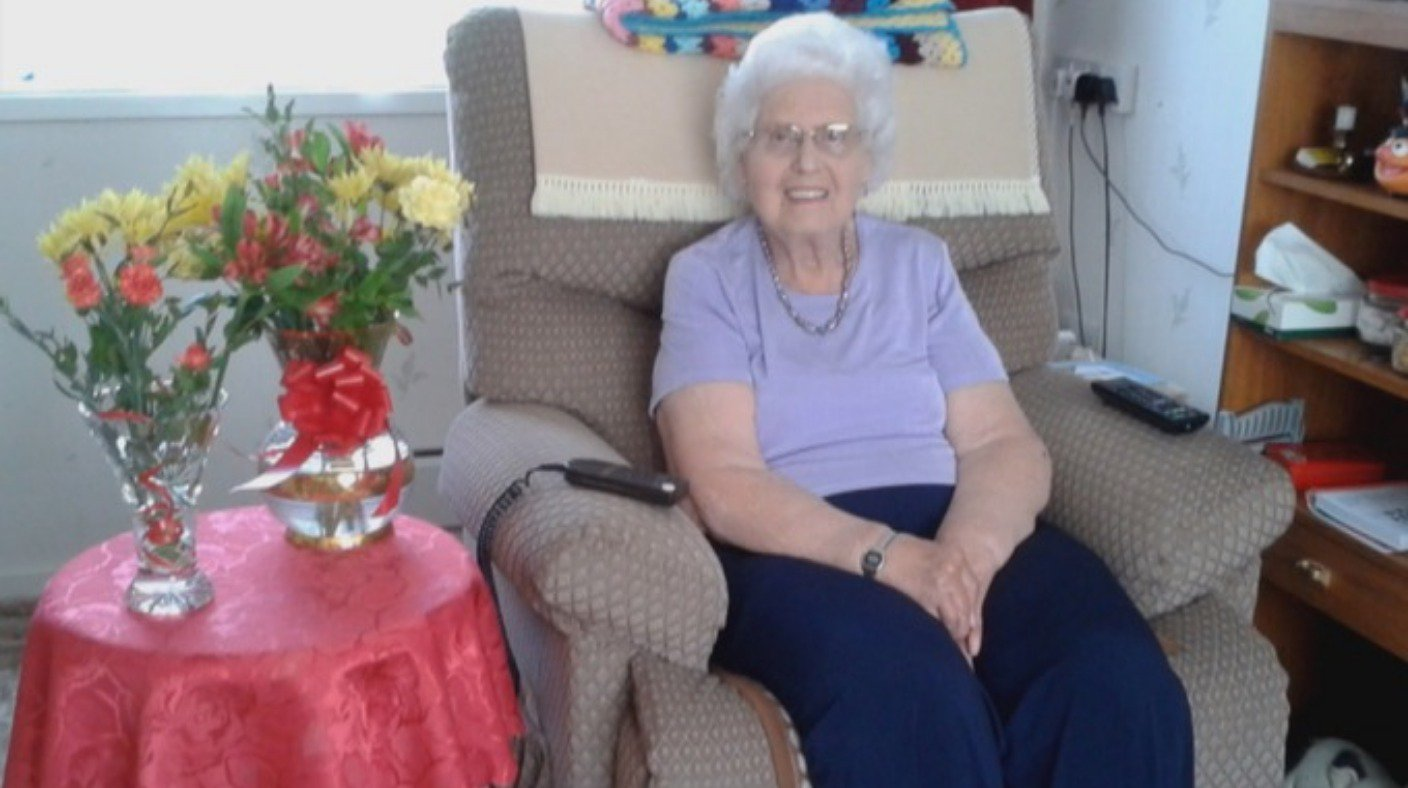 Joan Blaber died on September 23 last year while being treated at the Royal Sussex County Hospital in Brighton.