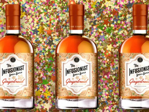 Aldi is launching a gingerbread gin this autumn