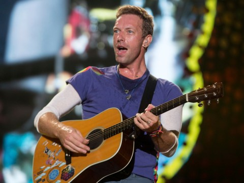 Coldplay deny Chris Martin is performing at festival after being billed to play