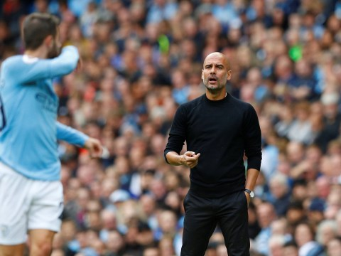 Pep Guardiola 'angry' with Manchester City stars for losing possession against Fulham