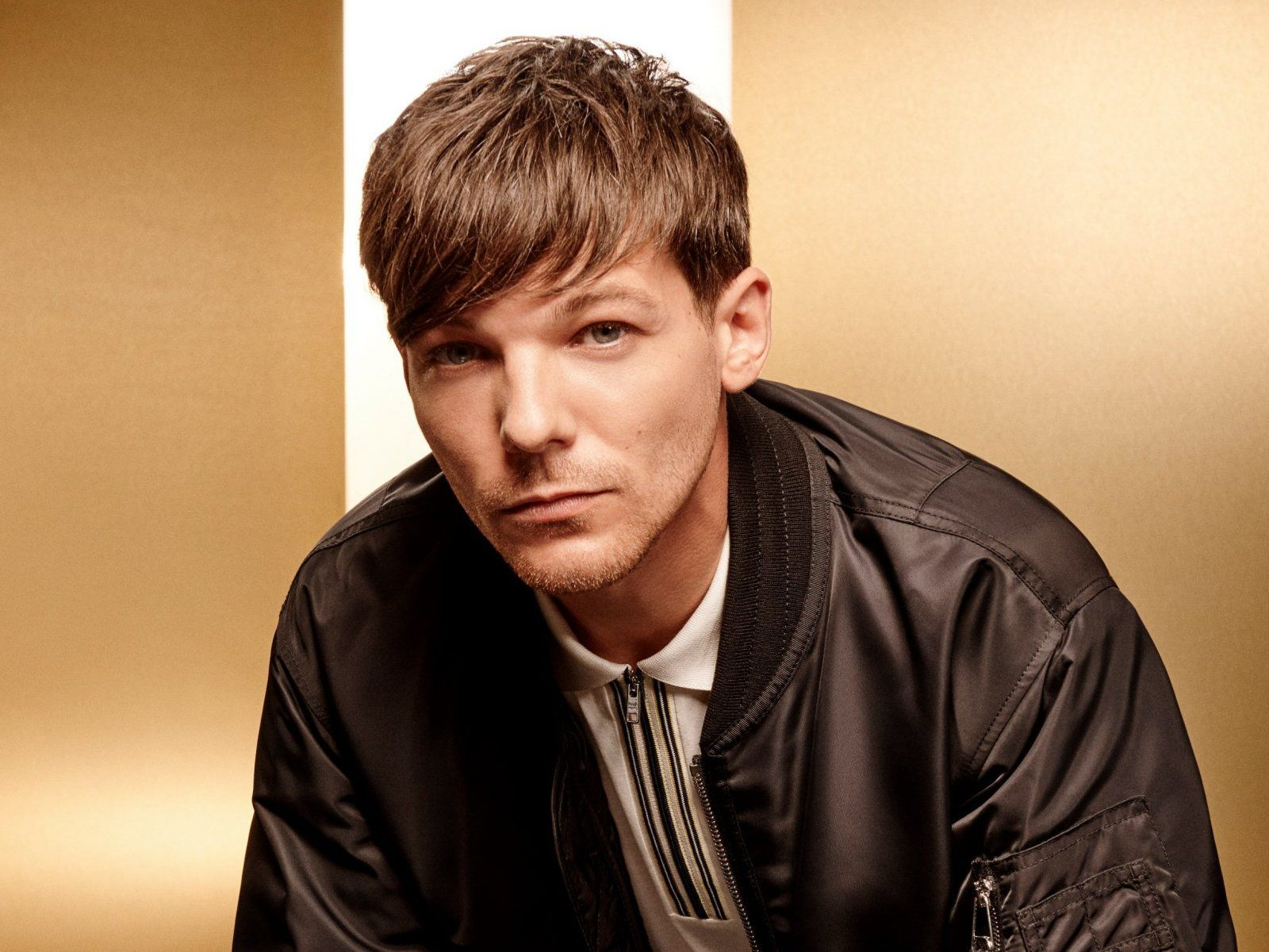 STRICT EMBARGO - NO USE BEOFRE 00:01 TUESDAY 28TH AUGUST 2018 - EDITORIAL USE ONLY - NO MERCHANDISING Mandatory Credit: Photo by Thames/Syco/Burmiston/REX/Shutterstock (9799208e) Louis Tomlinson 'The X Factor' TV show, Portraits, Series 15, London, UK - 20 Aug 2018