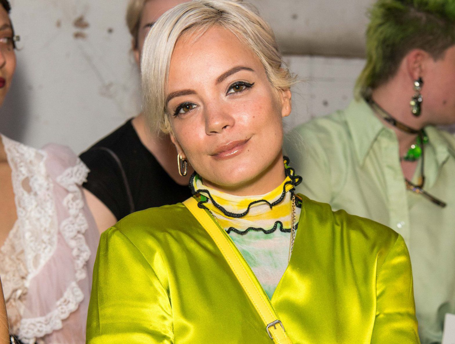 Lily Allen 'questioned sexuality' after sleeping with female prostitutes on tour
