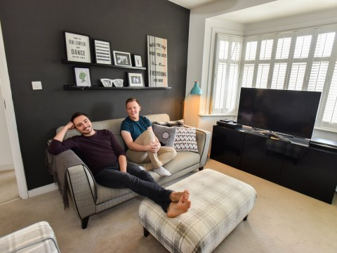 What I Rent: Alex and Andy, £1,400 a month for a maisonette in Hither Green