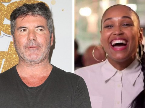 X Factor contestant Dee Lush says she's go 'all the way' with Simon Cowell – and fans can't cope
