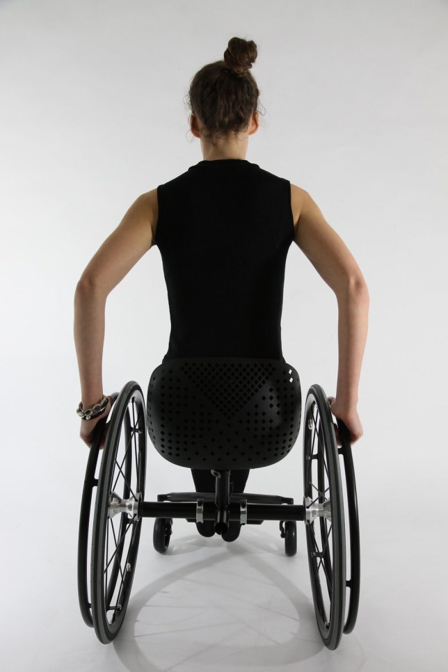 Wheelchairs with a difference Picture: disruptdisability METROGRAB REF: https://www.disruptdisability.org/#manifesto-1