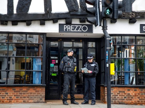 Couple who fell ill in Salisbury Prezzo not exposed to novichok, police confirm
