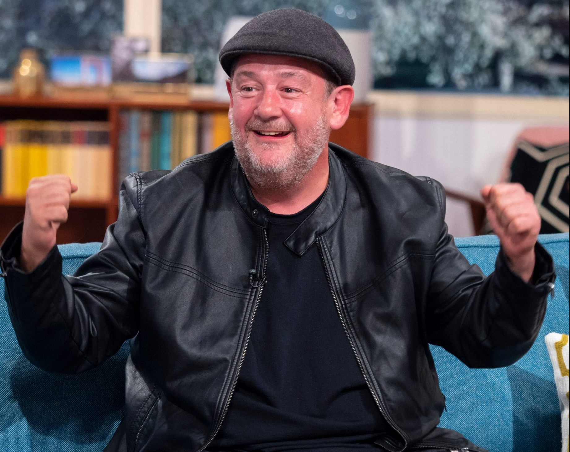 Johnny Vegas collapses on stage as 'drunken performance' sparks complaints with stand-up audience