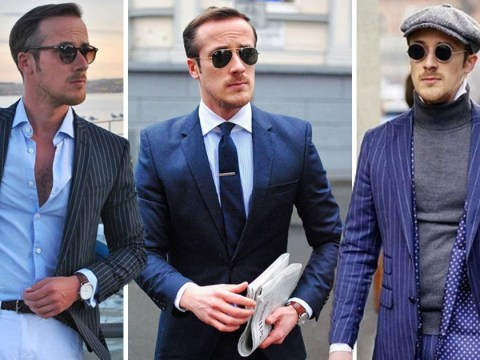 Fashion blogger makes a name for himself as a Ryan Gosling lookalike