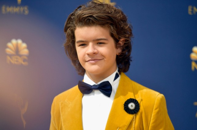 LOS ANGELES, CA - SEPTEMBER 17: Gaten Matarazzo attends the 70th Emmy Awards at Microsoft Theater on September 17, 2018 in Los Angeles, California. (Photo by Matt Winkelmeyer/Getty Images)
